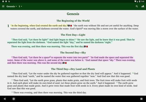 ERV Bible screenshot 7