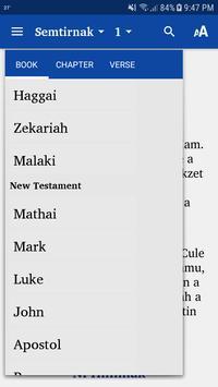 Chin Standard Bible screenshot 2