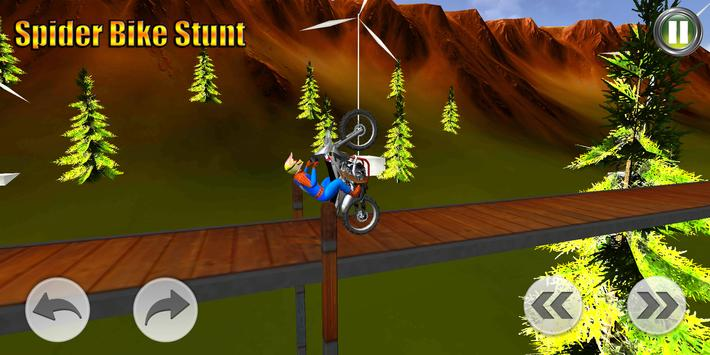 Superhero Bike Stunt 3D Screenshot 6