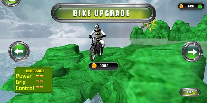 Superhero Bike Stunt 3D Screenshot 8