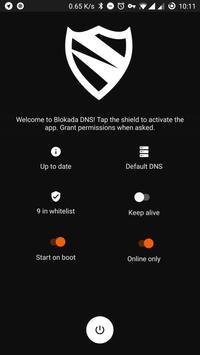 DNS changer by Blokada poster