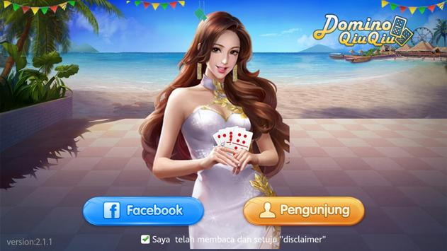 Domino QiuQiu poster