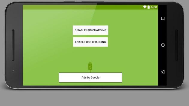Disable Battery Charging 🔋 ROOT تصوير الشاشة 1