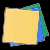Techo Note (memo /sticky note) icon
