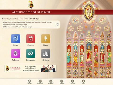 Archdiocese of Brisbane screenshot 4