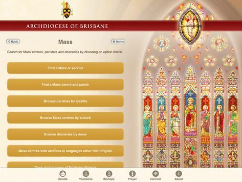 Archdiocese of Brisbane screenshot 5