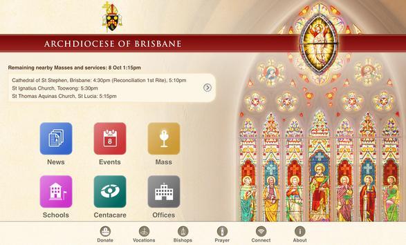 Archdiocese of Brisbane screenshot 8