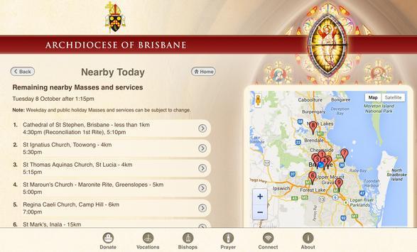 Archdiocese of Brisbane screenshot 10
