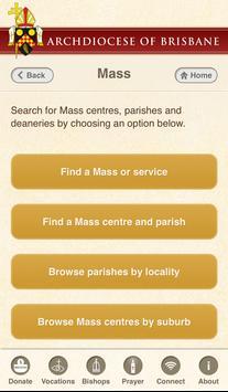 Archdiocese of Brisbane screenshot 1