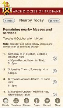 Archdiocese of Brisbane screenshot 2
