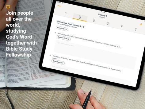 Bible Study Fellowship App screenshot 4
