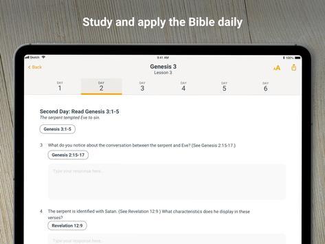 Bible Study Fellowship App screenshot 8