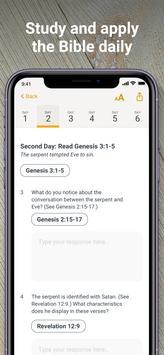 Bible Study Fellowship App screenshot 2