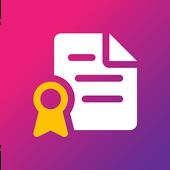 Certificate Maker & Certificate Generator App v4.9.3 (Premium) (Unlocked)