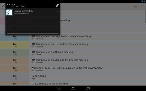 CartoCon 2014 screenshot 11