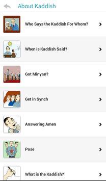 Kaddish screenshot 2