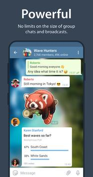 ChatsUp screenshot 1