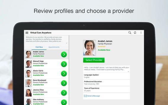 Virtual Care ảnh chụp màn hình 11
