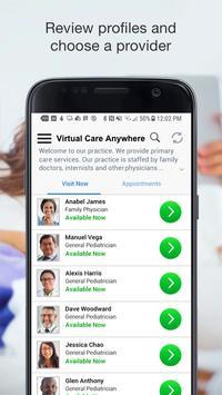 Virtual Care ảnh chụp màn hình 1