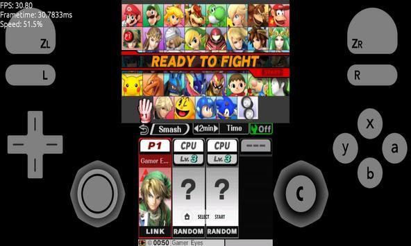 Citra Emulator imagem de tela 4