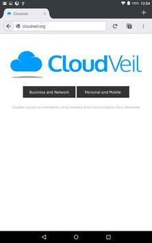 CloudVeil Blue screenshot 14