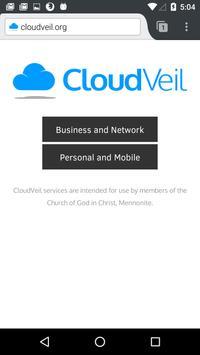 CloudVeil Blue screenshot 3