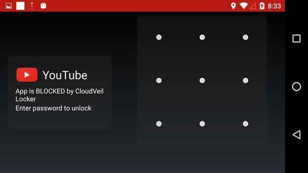 CloudLocker captura de pantalla 5