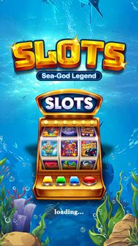 Sea-God Legend Slot poster