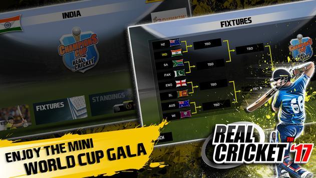 Real Cricket™ 17 スクリーンショット 10