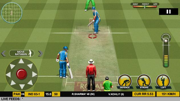 Real Cricket™ 17 screenshot 11