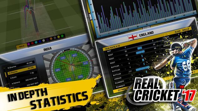 Real Cricket™ 17 スクリーンショット 5