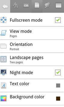 Cool Reader скриншот 5