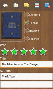 Cool Reader скриншот 6