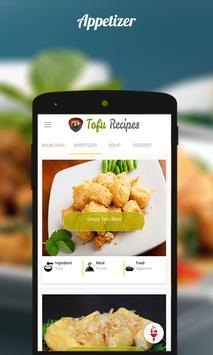 Tofu Recipes screenshot 2