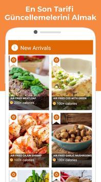 sağlıklı yemek tarifleri ebook - ücretsiz yemek Ekran Görüntüsü 8