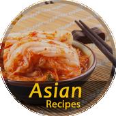 Asian Recipes icono