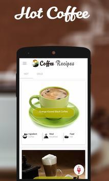 Coffee Recipes Ekran Görüntüsü 1