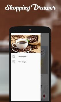Coffee Recipes Ekran Görüntüsü 2