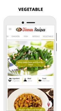 Dinner Recipes screenshot 4