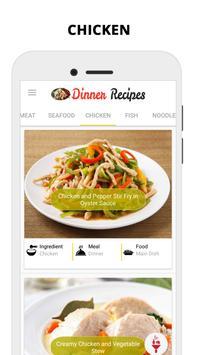 Dinner Recipes poster