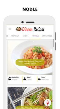 Dinner Recipes screenshot 3