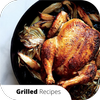 Healthy Grilled & BBQ Recipes Cook Book simgesi