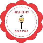 Healthy Snacks Zeichen