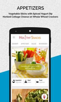 Healthy Snacks Screenshot 6