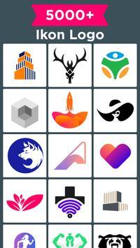 Pembuat Logo - Buat Desain Logo Dan Grafis Icon screenshot 14