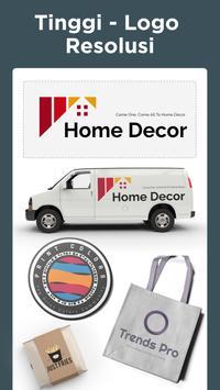 Pembuat Logo - Buat Desain Logo Dan Grafis Icon screenshot 7