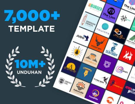 Pembuat Logo - Buat Desain Logo Dan Grafis Icon screenshot 16