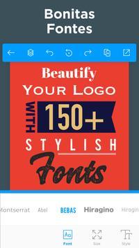 Logotipo Design Criar - Criador de Logotipo Grátis imagem de tela 4
