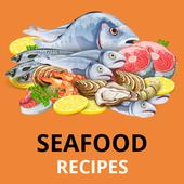 Seafood Recipes simgesi