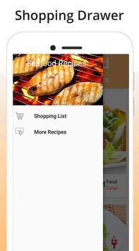 Seafood Recipes Ekran Görüntüsü 3